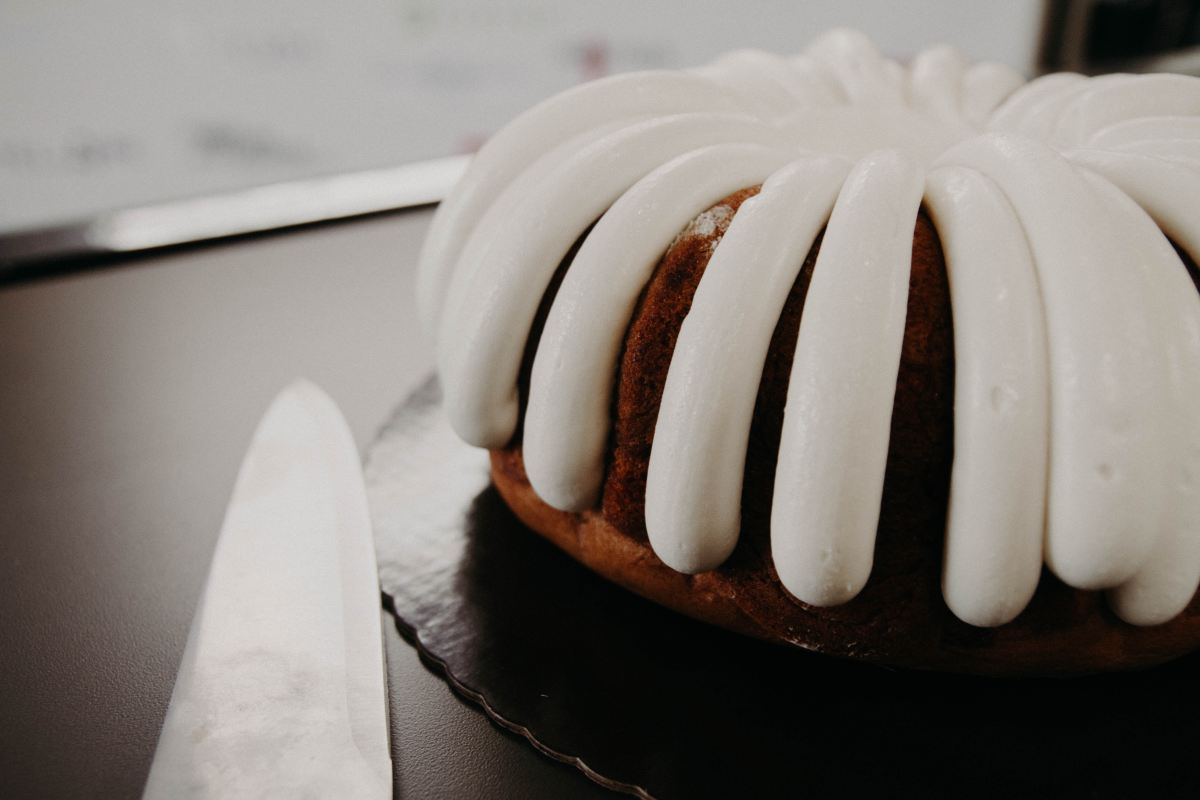 Nothing Bundt Pumpkin Spice Goodness