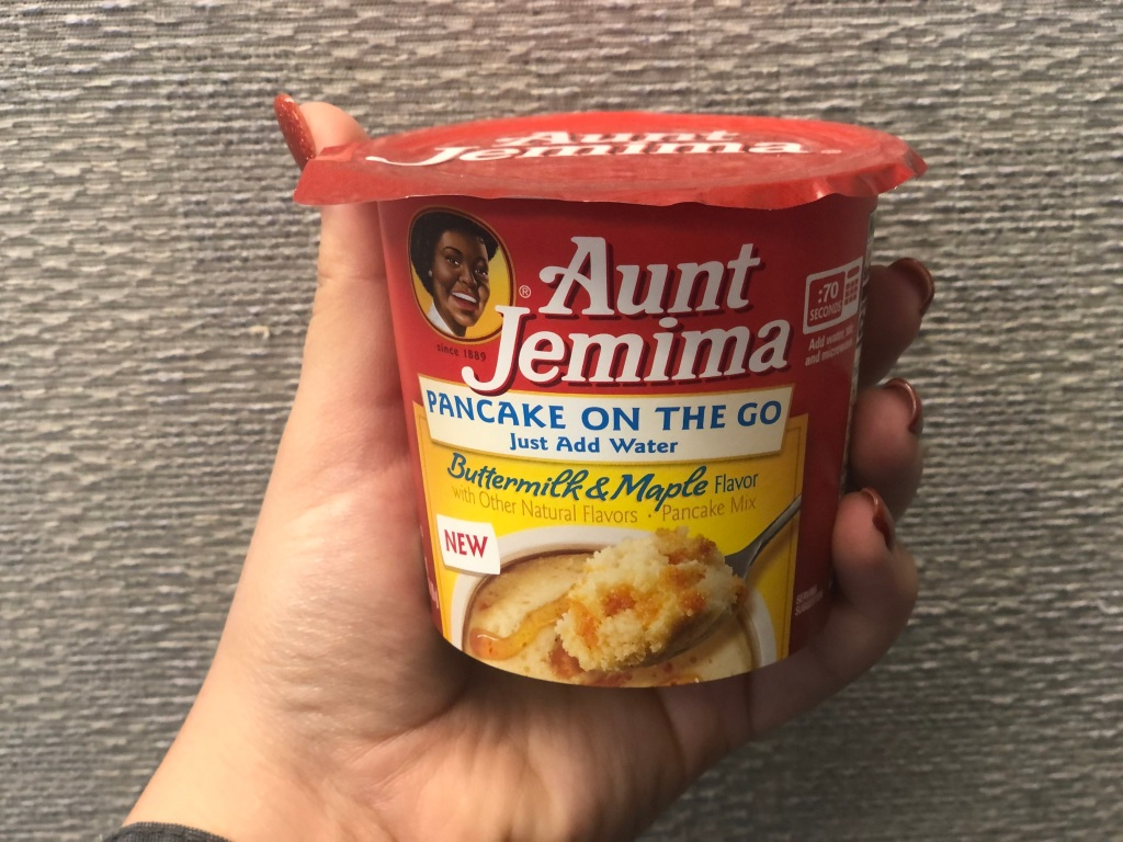Aunt Jemima Pancake On the Go Buttermilk & Maple