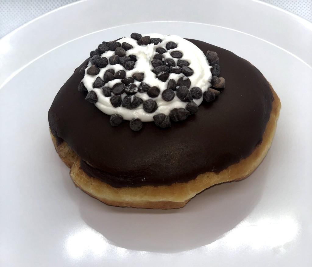 Krispy Kreme Chocolate Kreme Pie doughnut