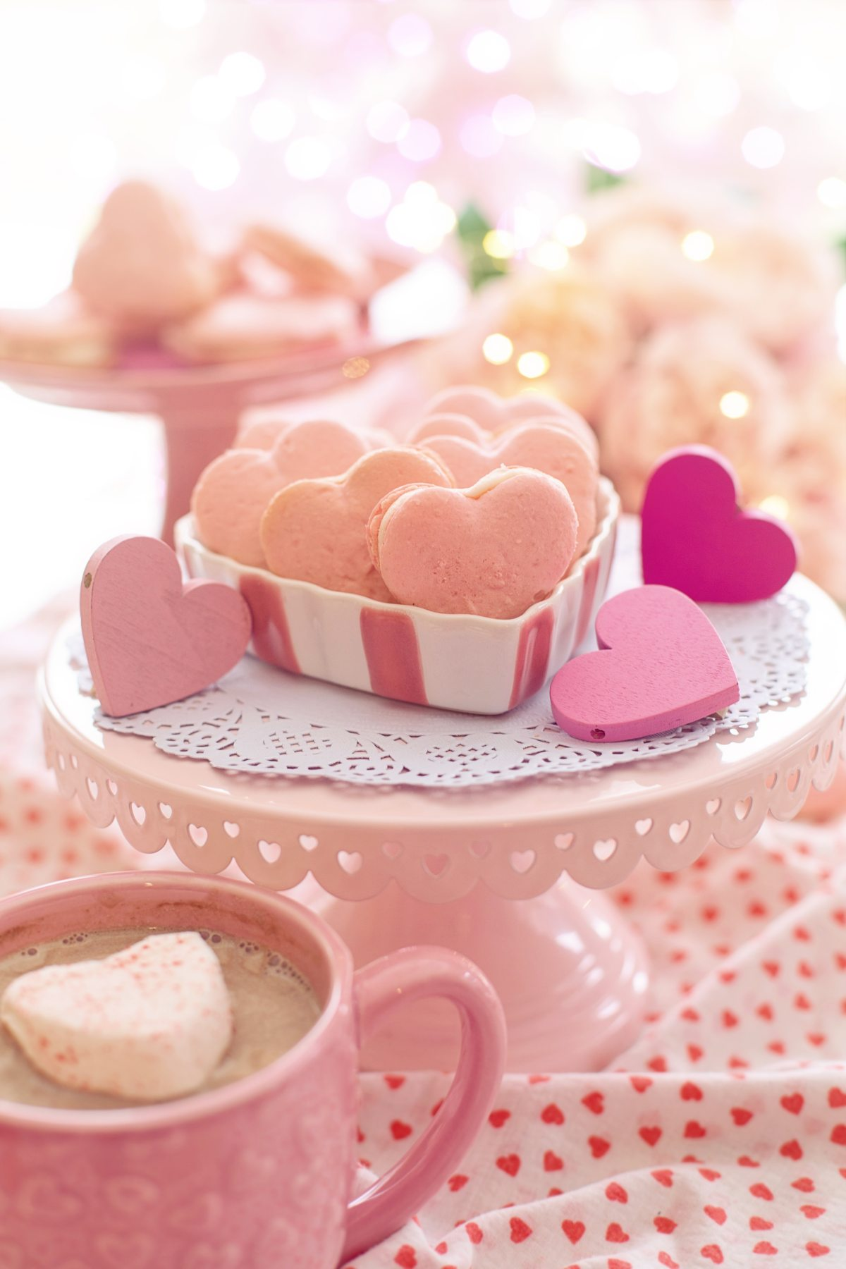 5 Heart-Shaped Foods to Give Your Valentine