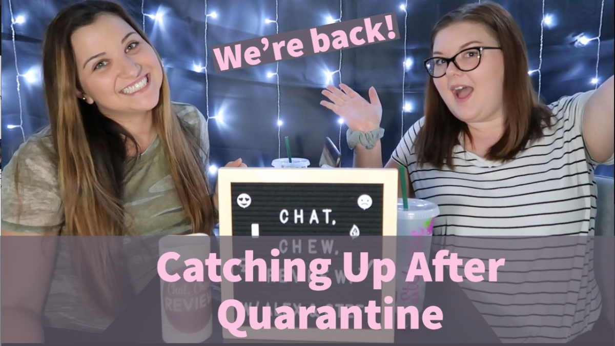 #8 – Catching Up After Quarantine